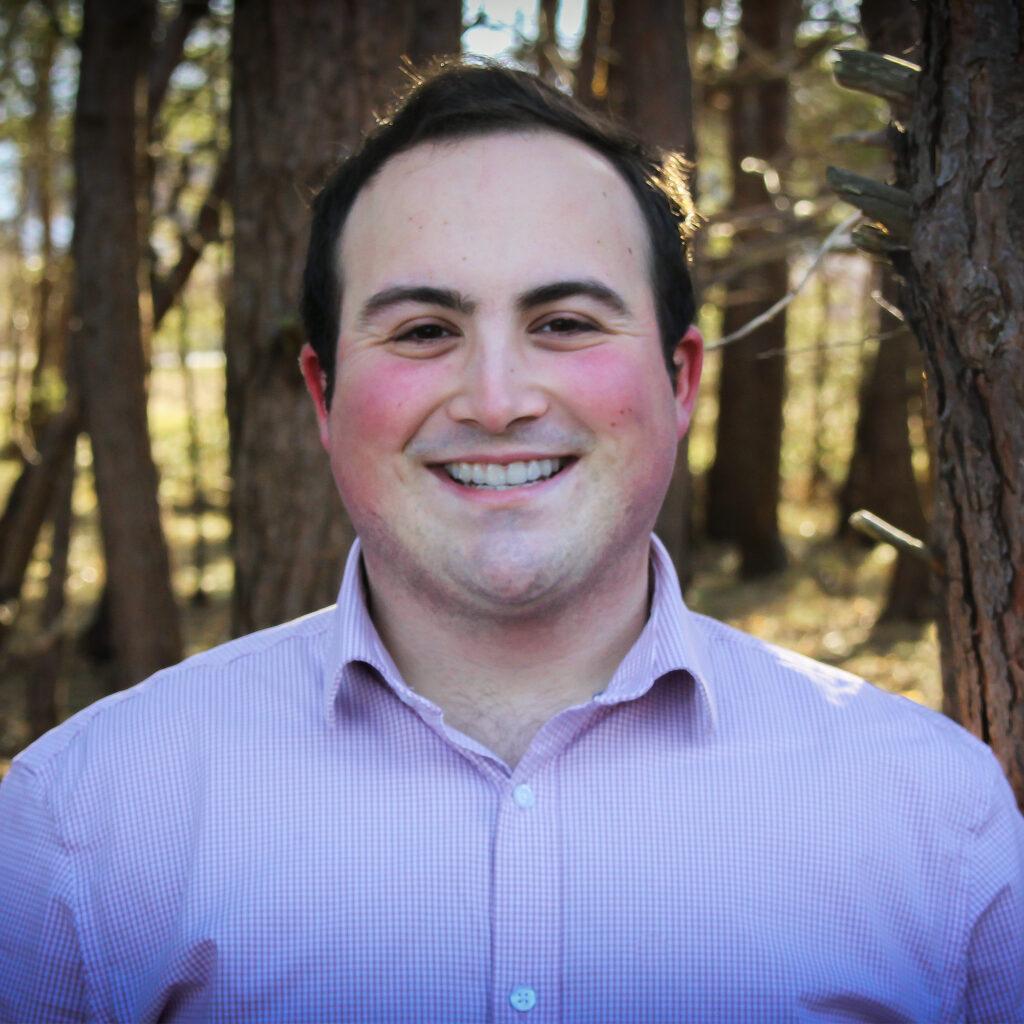 headshot photo of joe lambert